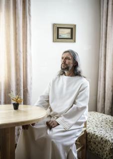 Vissarion - Hristosul Serbiei - imagine preluată de pe site-ul Vice.com