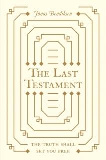 Ultimul Testament - cartea scrisă de Jonas Bendiksen, care vorbește despre cei 7 bărbați care se pretind a fi Isus Hristos - coperta preluată de pe site-ul gostbooks.com